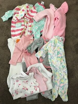 Bulk Newborn Baby Girl 0000 Clothes Inc Bonds Country Road
