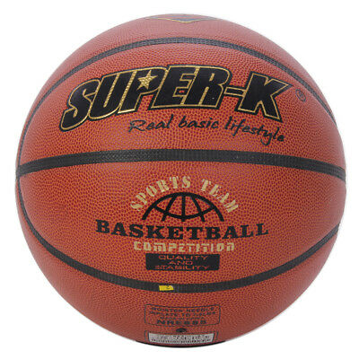 """Official Size 7 Competition Basketball Street Game Ball Indoor/Outdoor 29.5""""inch"""