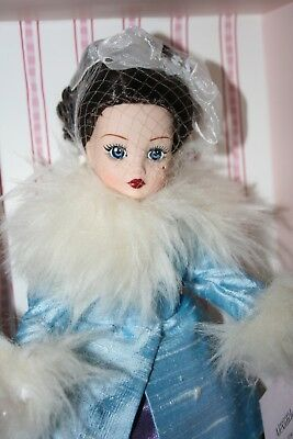"Madame Alexander Doll ""Winter Wonderland Coquette Cissy"" LE 200 Exclusive 10"""