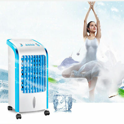 Portable Room Air Conditioner Indoor Cooler Fan Humidifier Conditioning Units.