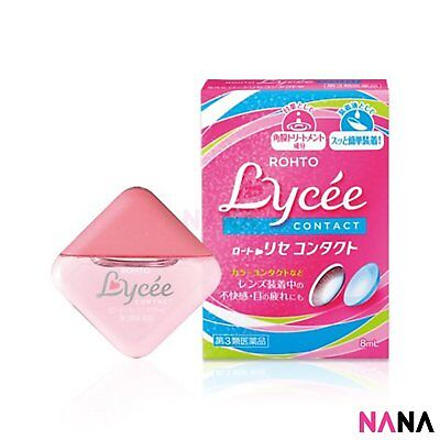 Rohto Lycee Eye Drops 8ml/ 0.27oz