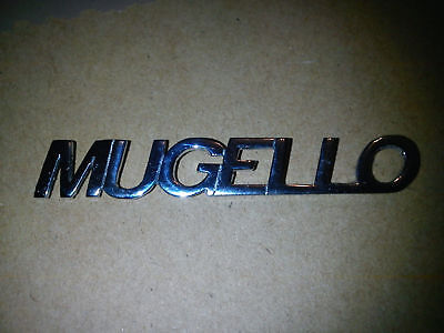 Lambretta Mugello Legshield Badge LI SX TV GP... NEW!!!