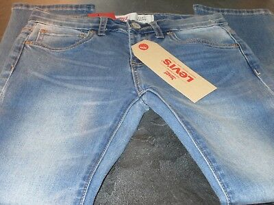 Jean Levis Veritable 510 Skinny  10 Ans  Neuf