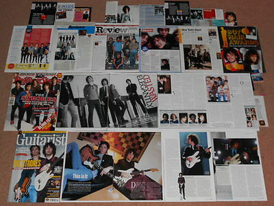 25+ THE STROKES Magazine Clippings