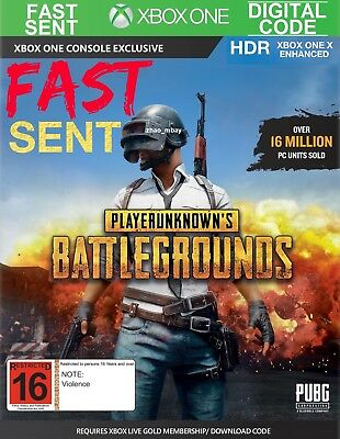 PUBG Xbox One Full Game Download🔑PlayerUnknown's Battlegrounds FAST DELIVERY!