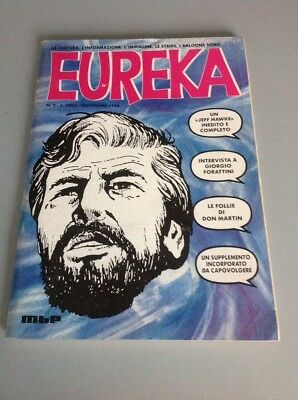 EUREKA # 2 / 1988 - Max Bunker Press