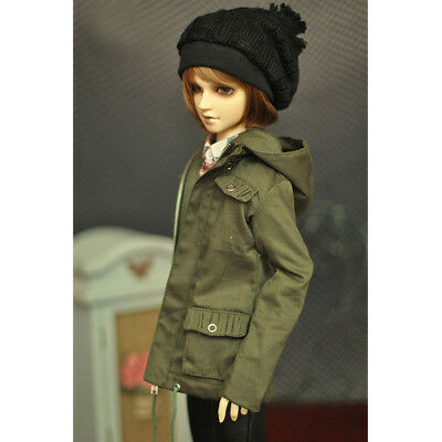 [wamami] 768# For 1/4 MSD AOD LUTS BJD Dollfie Dark Green Casual Outfit/Cothes