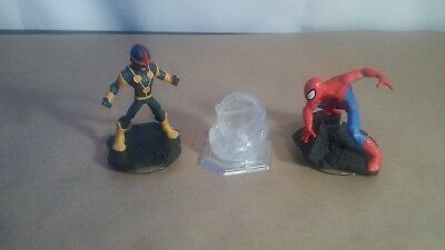 Disney Infinity Starter Pack Spider-Man Playset Xbox 360 One PS3 PS4 Wii U