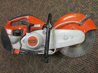 Stihl TS420 Cut-Off Saw PRE-OWNED