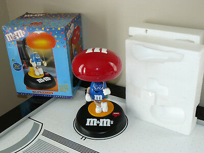 M&M's Talking Animated Lighted Desk Lamp , With Box