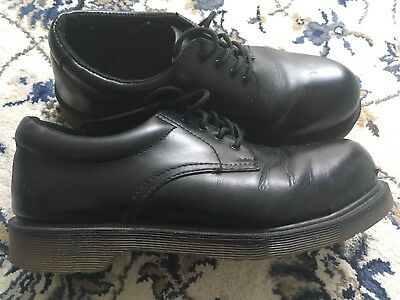 dr martens safety shoes size 8