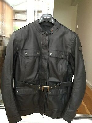 Ladies Triumph Leather Jacket Newchurch