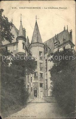 11716528 Chateauroux Indre Chateau Raoul Chateauroux