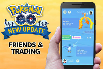 Pokemon Go Friendship - Raise your Friendship - Gifts Every Day for 30 Days!