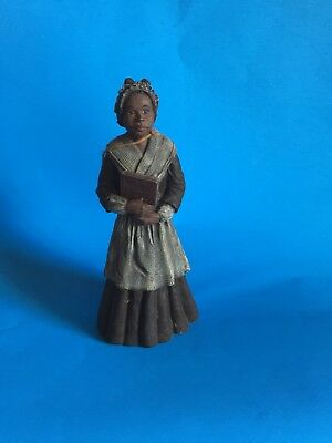 "Sarah's Attic ""phillis Wheatley""  Resin Figurine-Limited Edition From 1993"