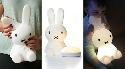 Miffy Lamp FIRST LIGHT by Mr Maria - Miffy/Nijntje Rabbit Dimmable LED Night Lig