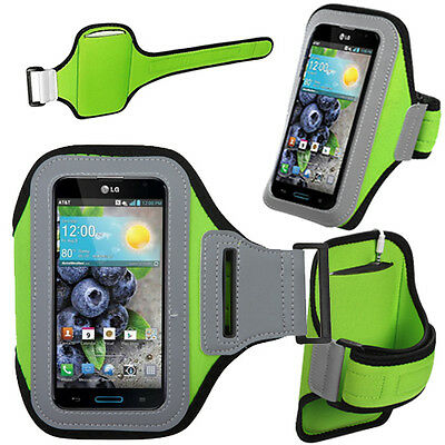Armband Workout Gym Jogging Biking Case Cover For LG Optimus G Pro E980 G3 D851