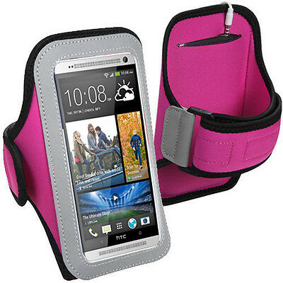 Armband Gym Jogging Biking Hiking Running Case HTC One A9 A9u 6600 Max Eye M910