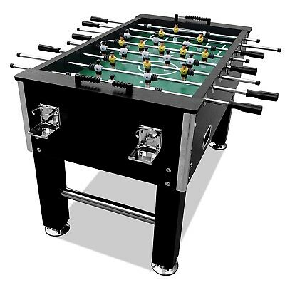2 x T&R Sports 5FT Foosball Tables in great condition with 4 drink holders each