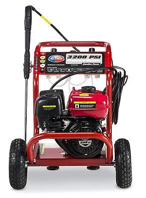 All Power 3200 PSI 2.6 GPM Gas Pressure Washer for House, Garage, Garden and Car