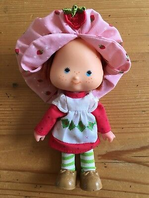 """Strawberry Shortcake 5"""" Doll/Figure by Kenner Vintage 1980's"""