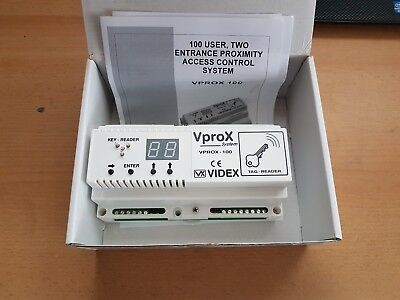 Videx  Vprox - 100 , 2 Entrance Proximity Access Control System