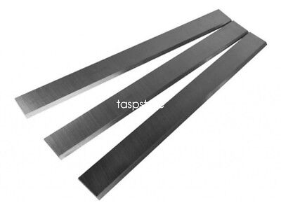 "15"" inch HSS Planer Blades Knives for Grizzly Models G0453 & G0453P, Set of 3"