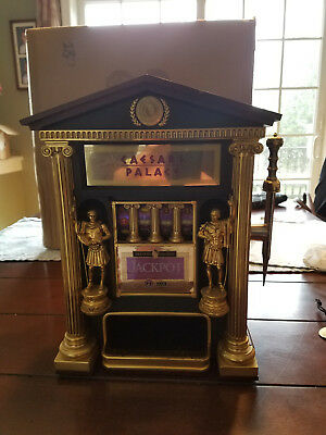 Caesars Palace Slot Machine By The Franklin Mint