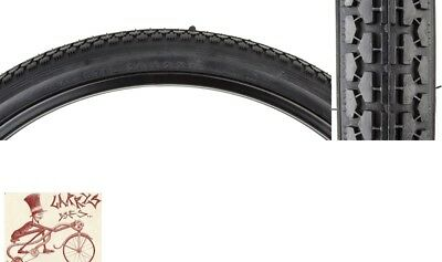 """SUNLITE STREET S-7  26/"""" x 1-3//4/""""  BLACK//WHITEWALL BICYCLE TIRE"""