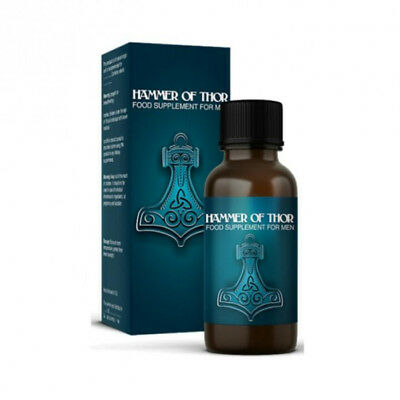 Hammer of Thor,Food Supplement For Men,25 ml