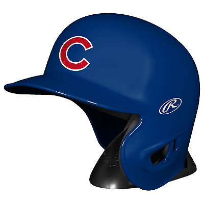 MLB Chicago Cubs Rawlings Mini Replik Batter Helm Figur Unisex Fanatics