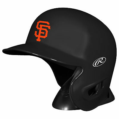 MLB San Francisco Giants Rawlings Mini Replik Batter Helm Figur Unisex Fanatics