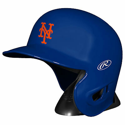MLB New York Mets Rawlings Mini Replik Batter Helm Figur Unisex Fanatics