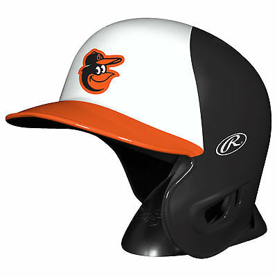 MLB Baltimore Orioles Rawlings Mini Replik Batter Helm Figur Unisex Fanatics