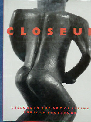 Thompson / Vogel, Close up. Lessons in the Art of Seeing African Sculptures 1990
