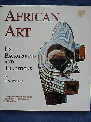 R. S. Wassing, African Art. Its Background  and Traditions, London 1968
