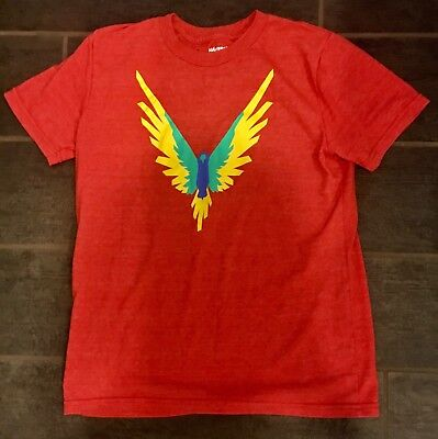 Maverick by Logan Paul Youth Boys T-shirt L - Size 10 - Super Cute and Comfy!
