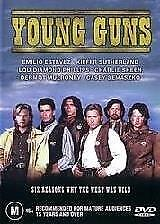 Young Guns DVD New and Sealed Australia All Regions