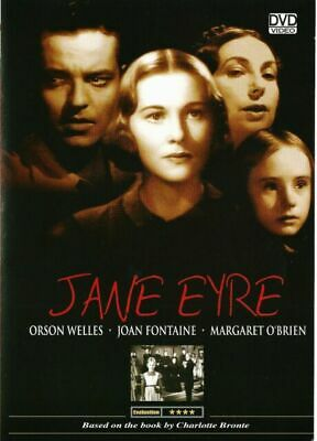 Jane Eyre DVD New and Sealed Australia All Regions