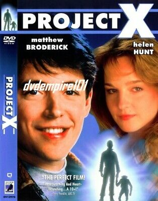 Project X DVD New and Sealed Australia All Regions