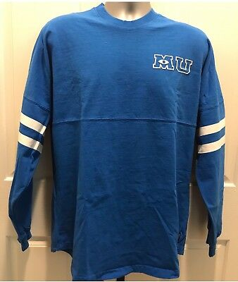 """Disneyland Resort Est. 1955"" Spirit Jersey Monsters University X-Large Nwt"