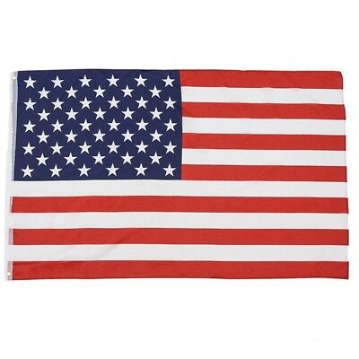 American Flag 2x3 Ft w/ Grommets - United States of America - USA US - Boat Flag