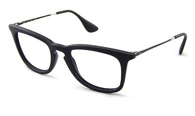 330f1130cb Ray Ban RB4221 622 8G 50mm Sunglasses Matte Black Rubber Frame ONLY RX  Glasses