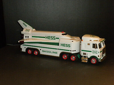 1999 Hess Semi-Truck And Space Shuttle