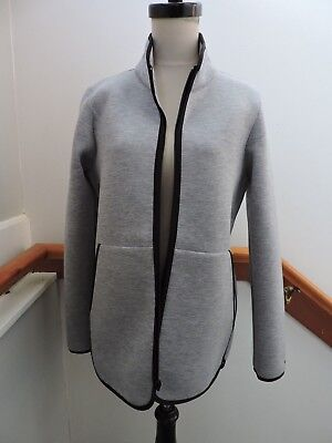 d79955ac7 Nwt $120 The North Face Neo Knit Jacket Coat Light Grey M