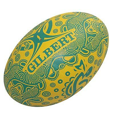 Wallabies Indigenous Supporter Ball - Size 5