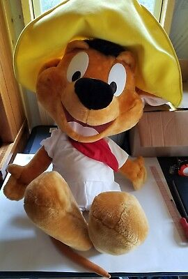 vtg huge speedy gonzales plush 37-40""