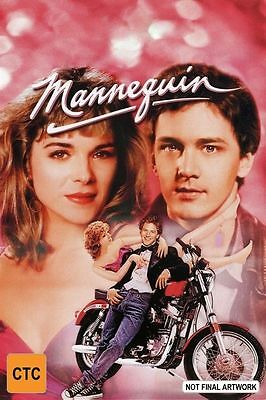 Mannequin DVD ANDREW McARTHY KIM CATTRALL New and Sealed Australia All Regions