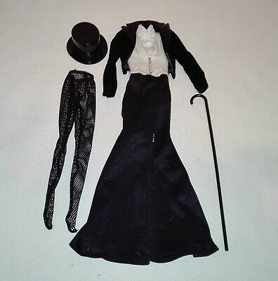 Barbie Doll Model Muse Spotlight on Broadway outfit only new!