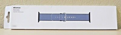 Woven Nylon Band for Apple Watch 42mm (Midnight Blue) >>>>>>>>>>>>FREE SHIPPING!